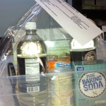 Young Scientists Kit. Lots of great experiments and the ingredients for them, don't blow Mom up!